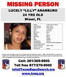 [Lucely 'Lilly' Aramburo]