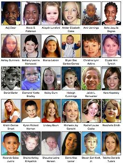 [National Missing Children's Day 2013]